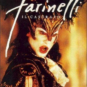 Affiche du film Farinelli de Gérard Corbiau