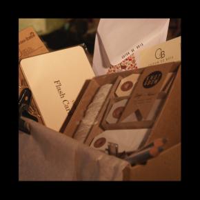 La boîte Hiver de Coton de Bois