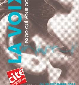 Visuel de l'exposition La voix