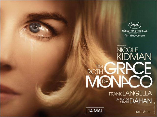 Visuel du film Grace de Monaco