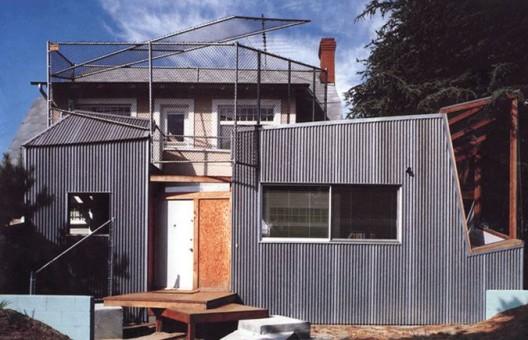 Gehry Residence (Santa Monica, Etats-Unis) 1977-1978 et 1991-1994 © netropolitan.org