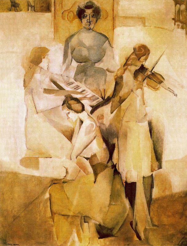 Sonate, 1911