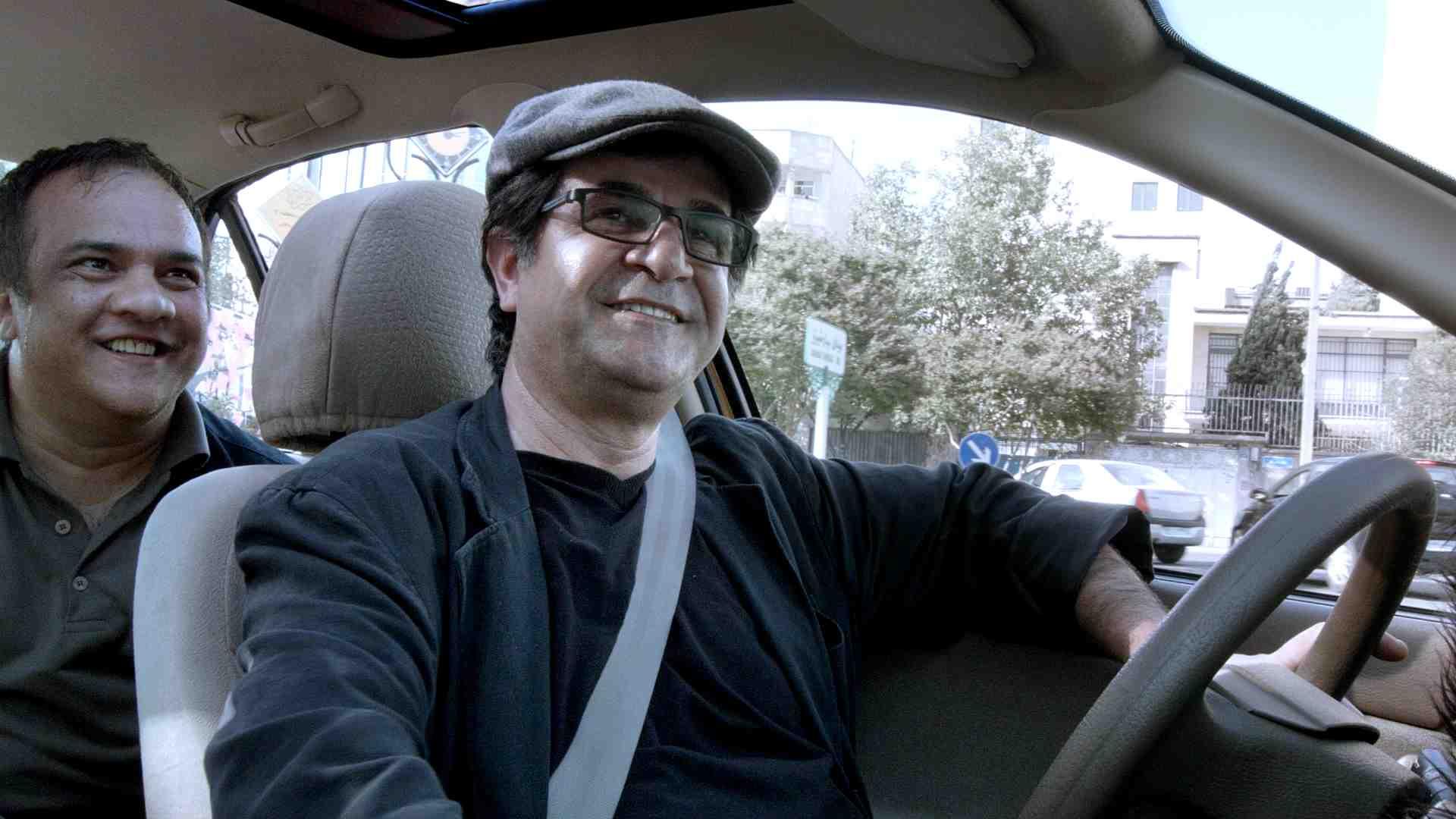 Taxi Téhéran de Jafar Panahi © DR