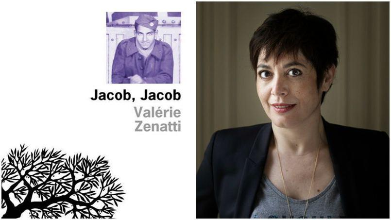 """Avec """"Jacob, Jacob"""", Valérie Zenatti remporte le 41e prix du Livre Inter © Edition de l'Olivier / Patrick Normand"""