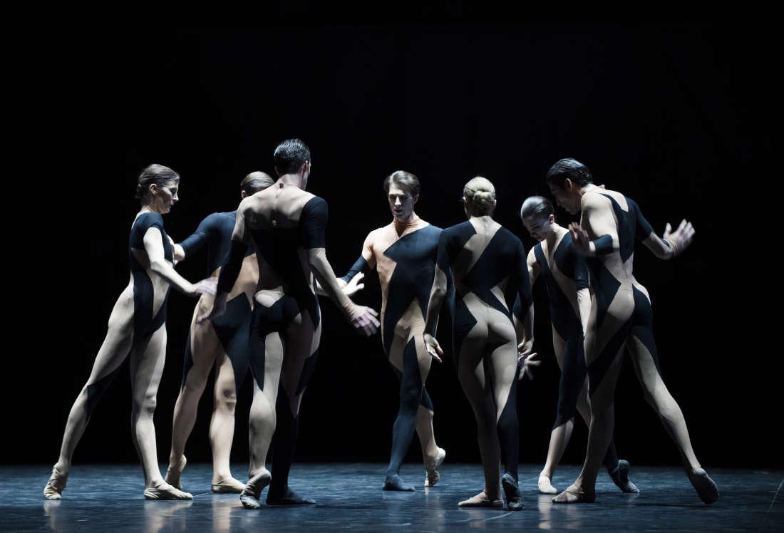 Alea Sands de Wayne McGregor © Julien Benhamou/Onp