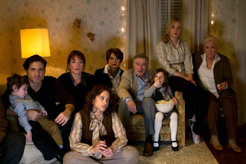 La famille de Joy
